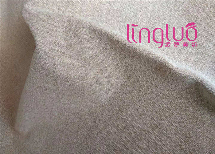 Meters Imitation Linen Fabric Colorful Plain Linen Cloth Material