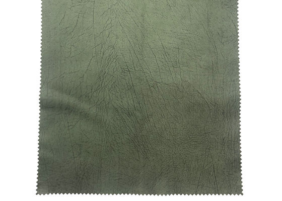 Weft Warping Embossed Velvet Fabric With Fleece Backing