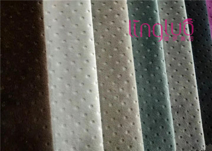 Air Through Cloth Sofa Upholstery Fabric Soft Elastic With OEM Service 0